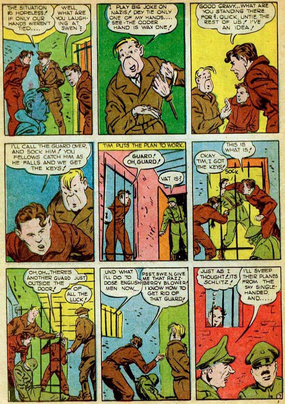 Zip Comics issue 19 - Page 52