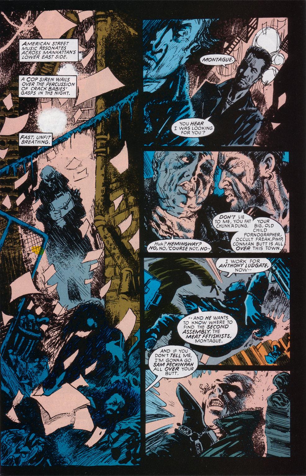 Read online Druid comic -  Issue #3 - 4