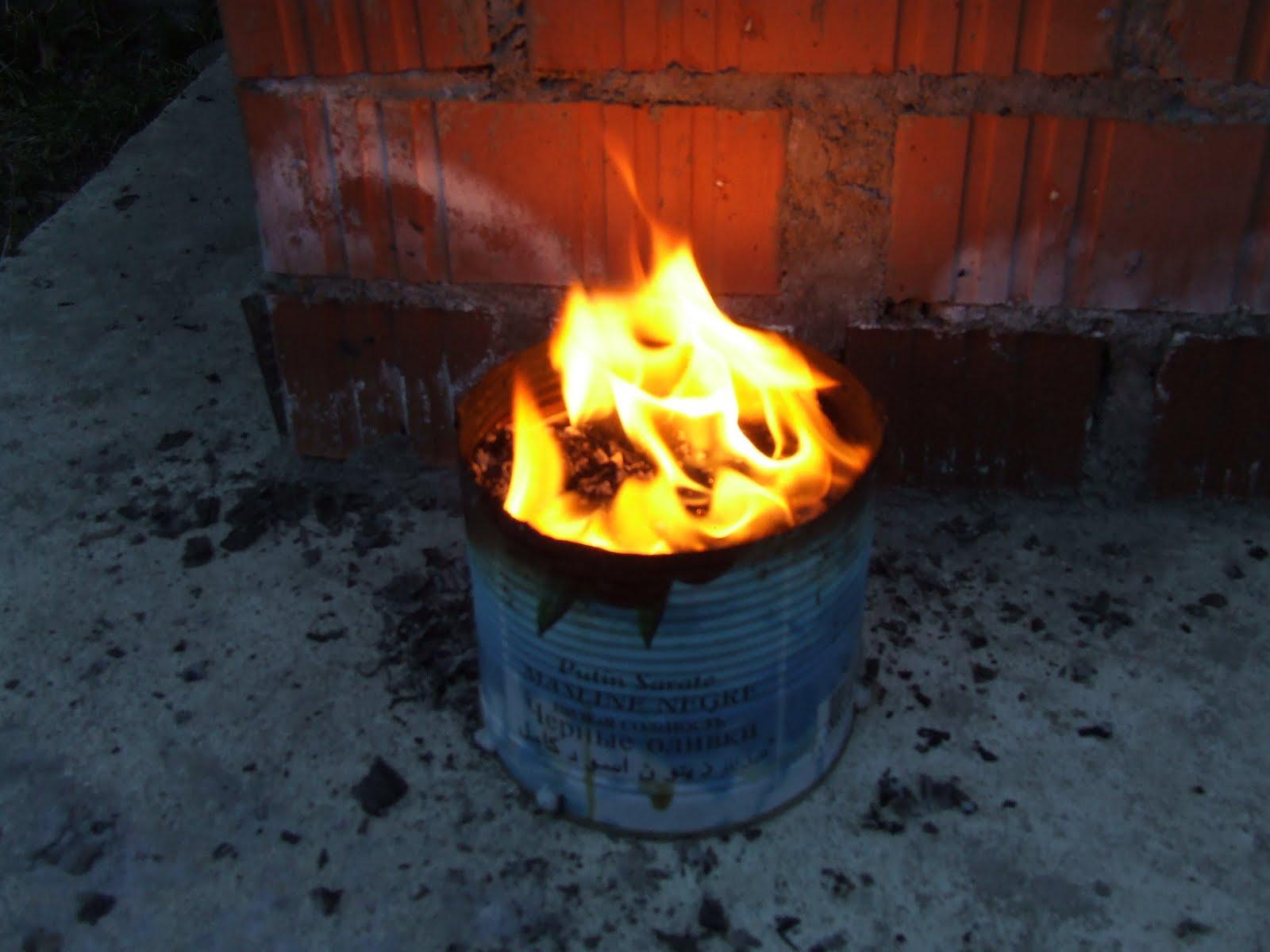 focul de arzător ieftin de grăsime)