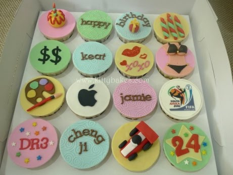 Adult Birthday Cupcakes 83