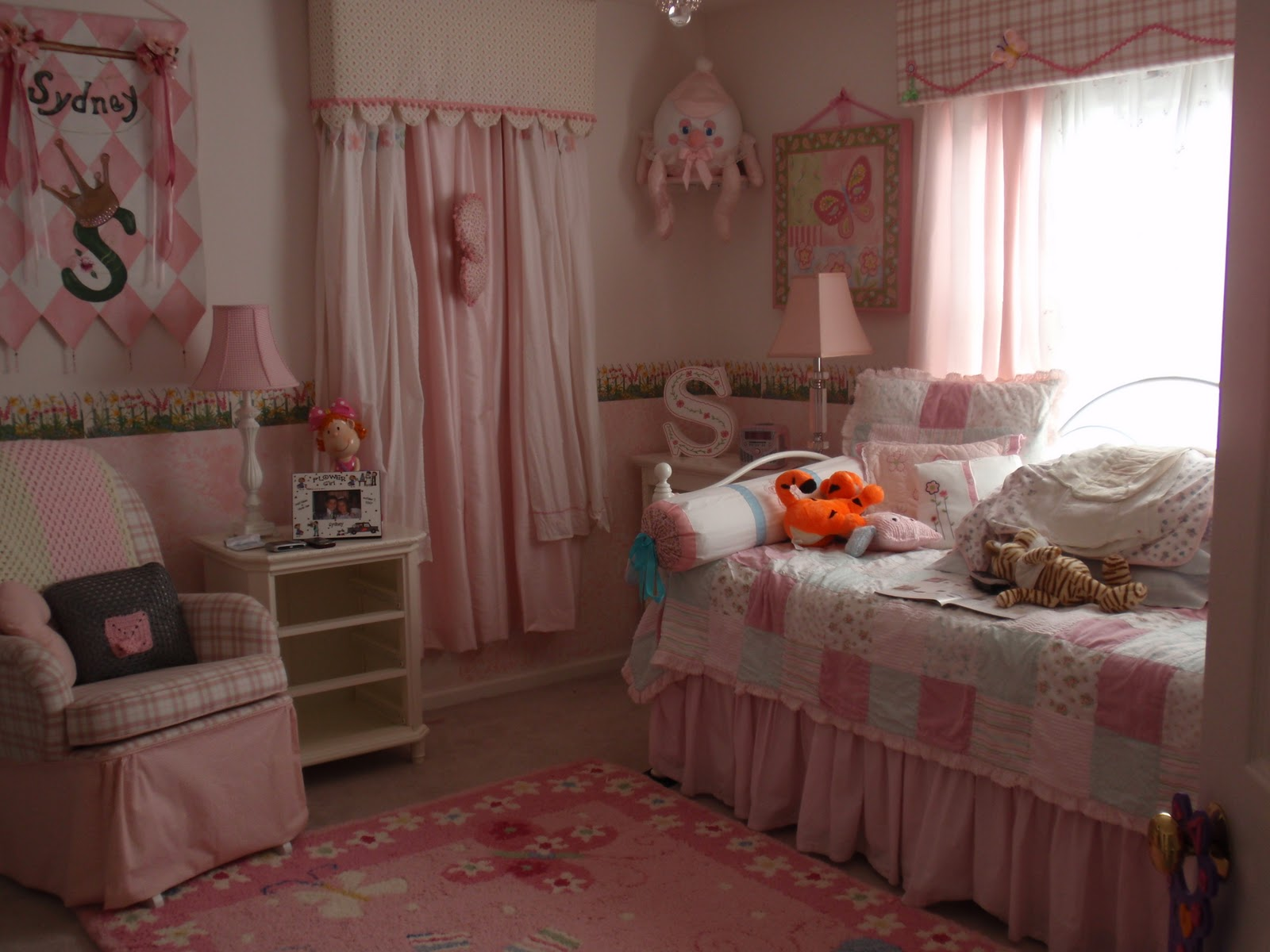 marvelous 10 year old bedroom ideas | DIY by Design: Inspirations for a 10 year old girl's room