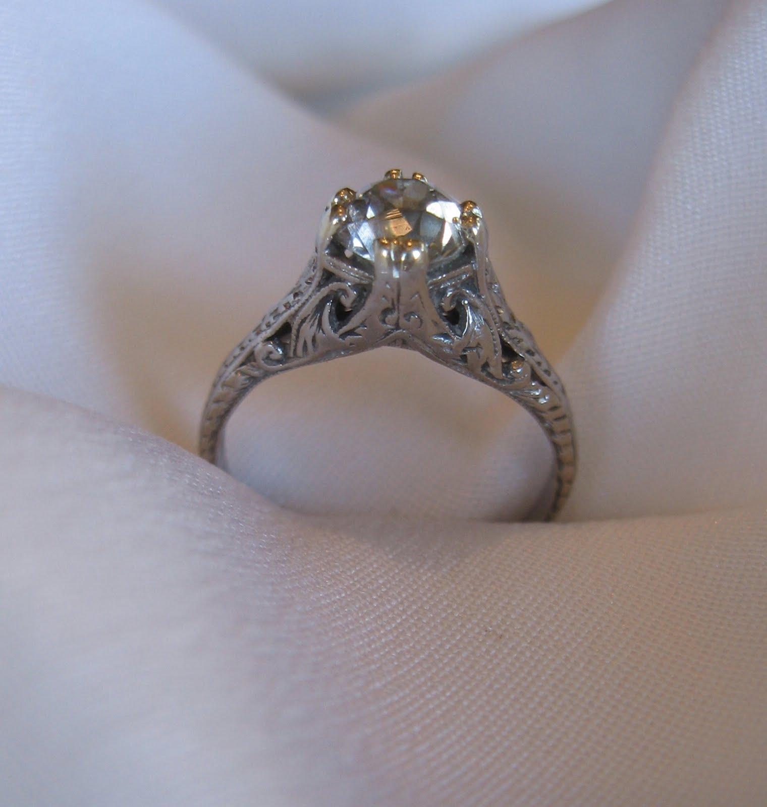 How To Make A Fake Wedding Ring Unique Wedding Ideas