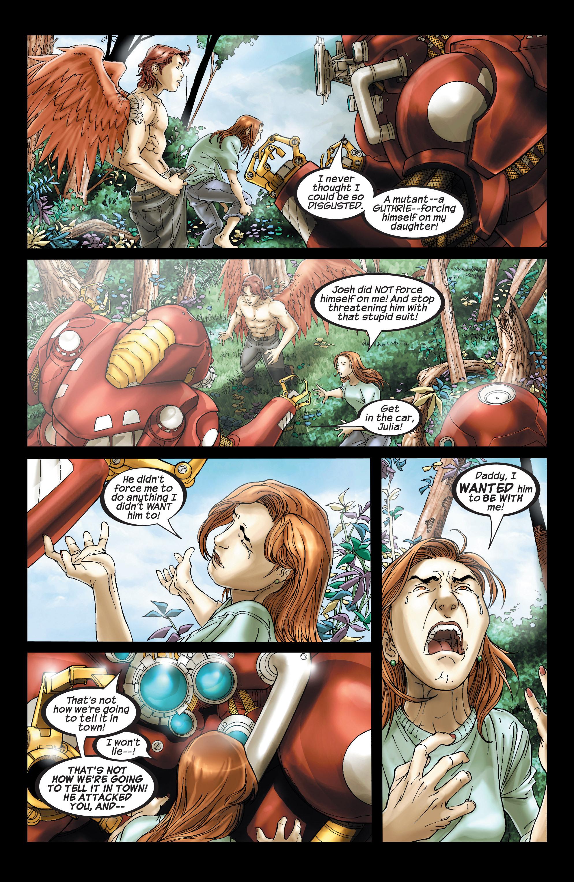 Read online Uncanny X-Men (1963) comic -  Issue #440 - 8