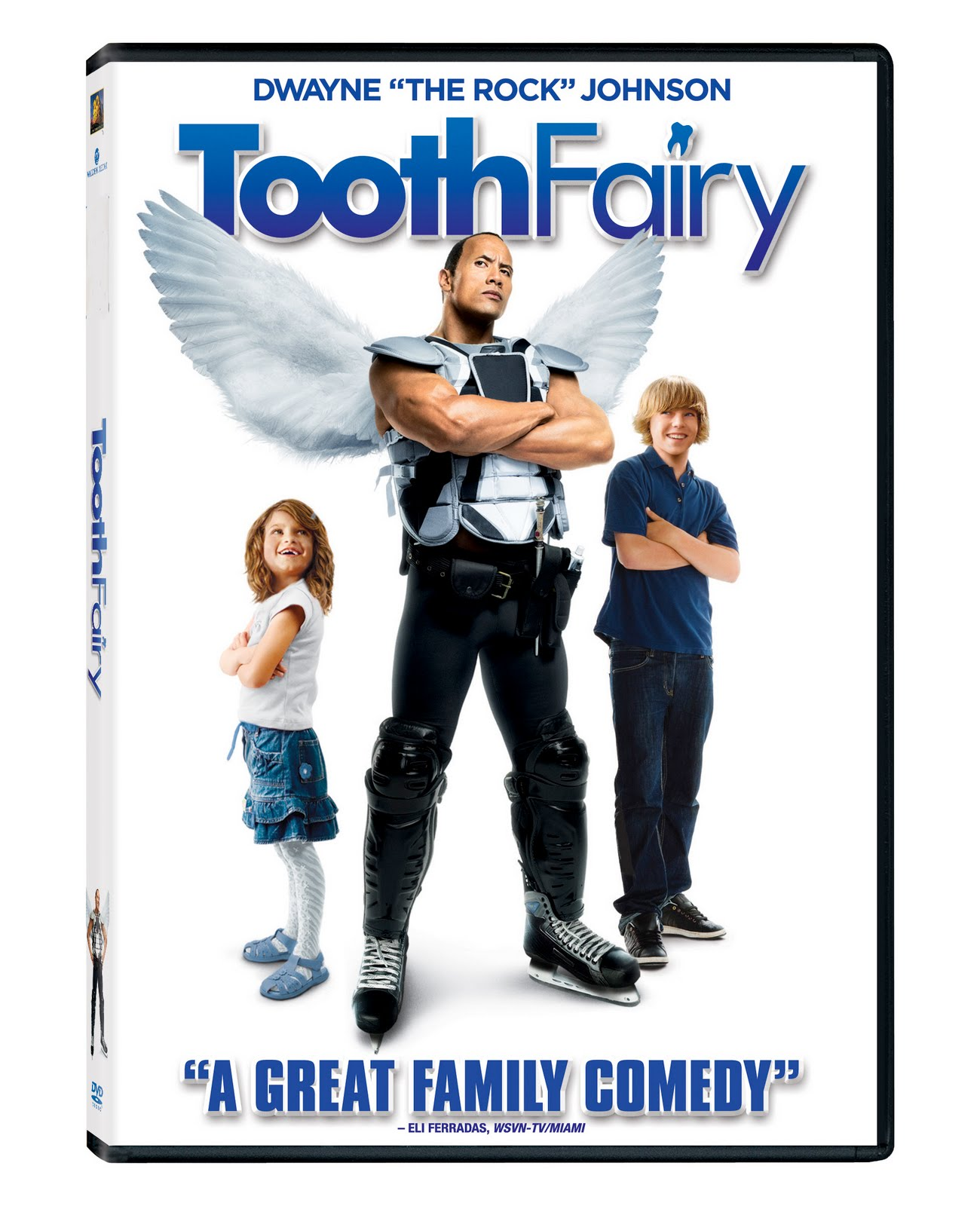 The Tooth Fairy Movie Rating