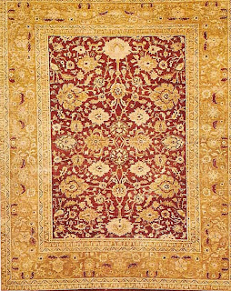 Afghan Ziegler Chobi Carpets Explore Subtler Styles