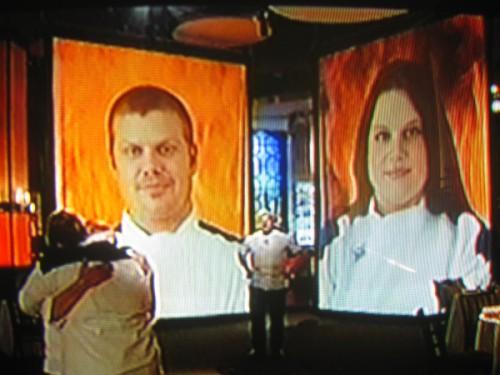 Hells Kitchen Chef Trevor Episode