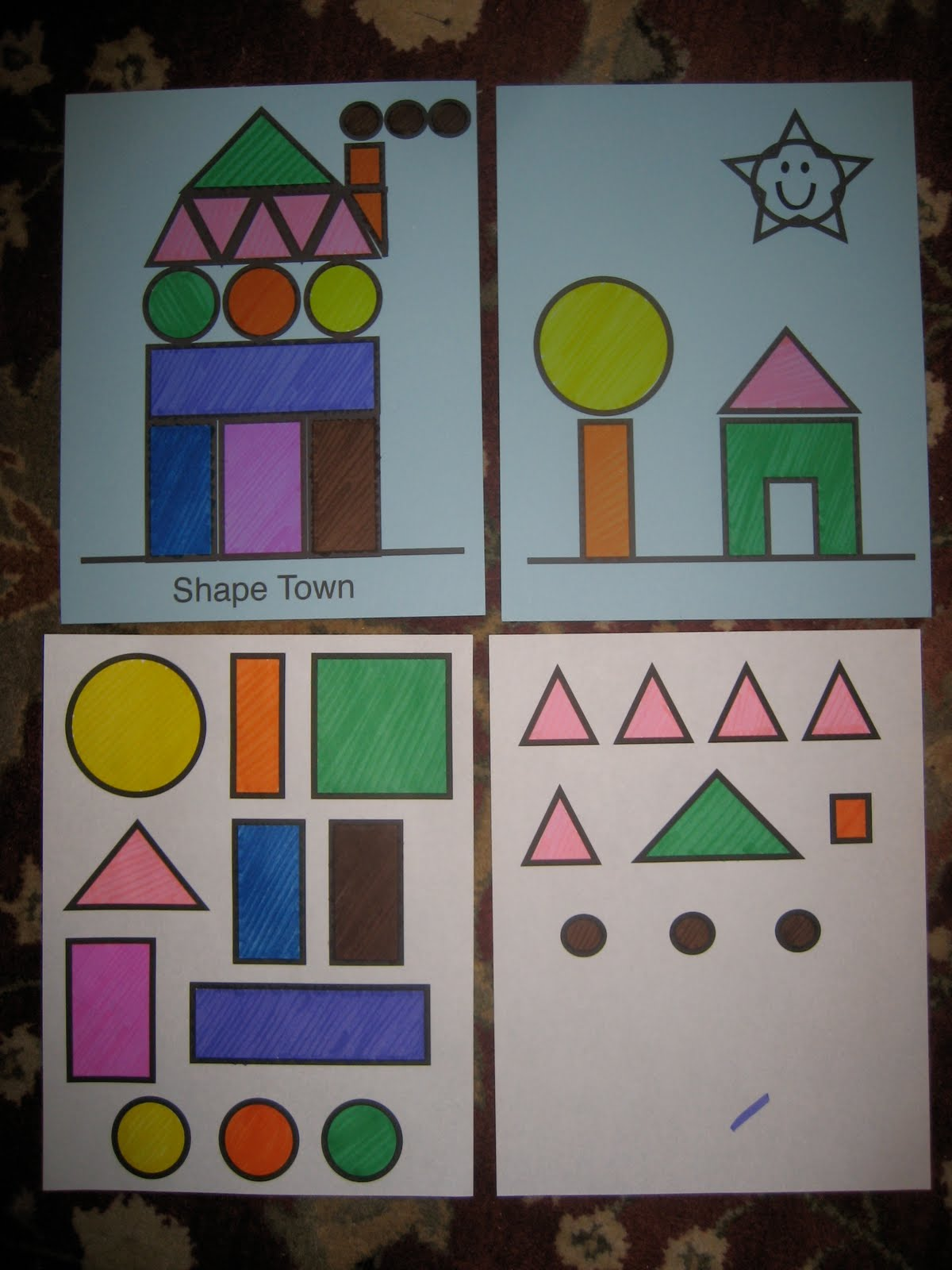 Toddler Approved Mom Project Shape Town