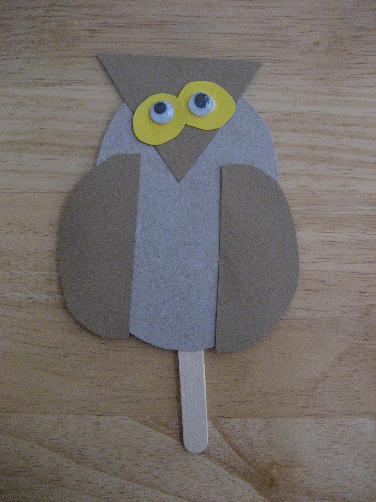 Toddler Approved What A Hoot Owl Babies Puppets