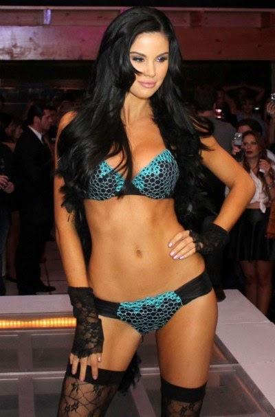 LasVegasGinger Daily Vegas Bikini Jayde Nicole