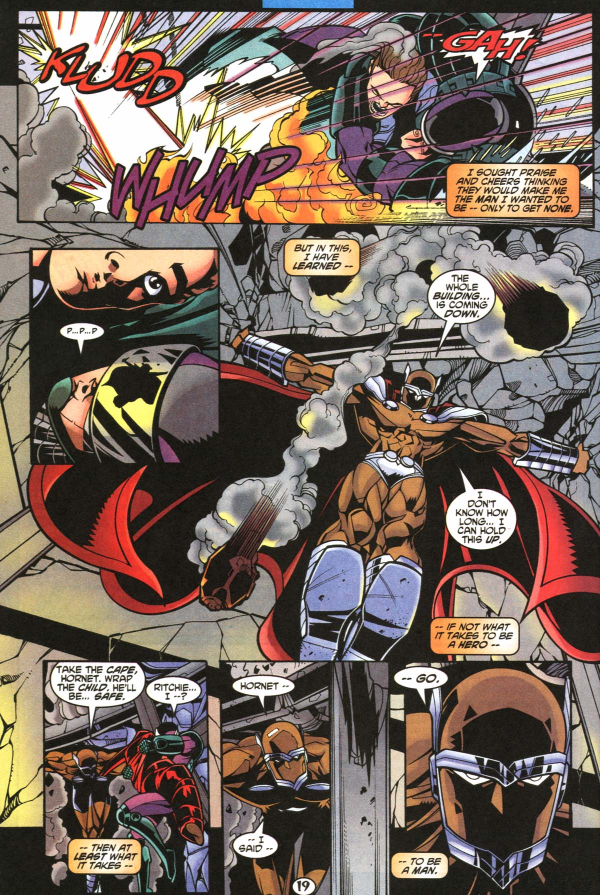 Read online Slingers comic -  Issue #5 - 20