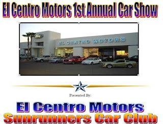 El Centro Motors >> El Centro Motors First Annual El Centro Motors Car Show