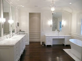 Haven And Home Wood Bathroom Floors What Do You Think