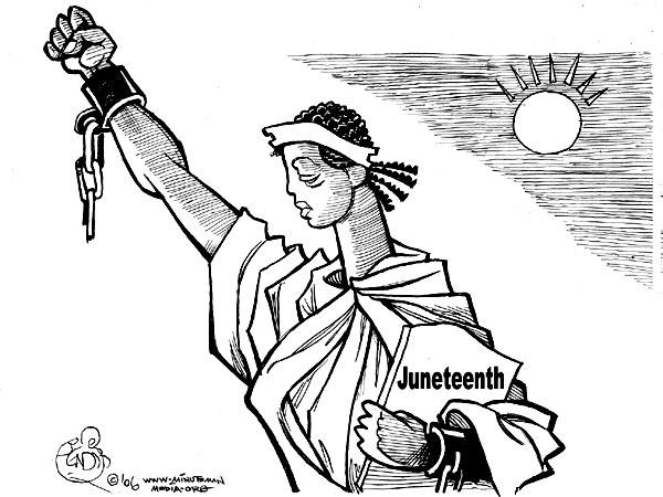 Constitutional Blog: 13th Amendment Artwork