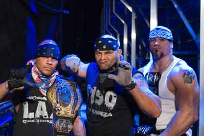 Pro Wrestling Yesterdaytoday And Tomorrow Lax The Latin