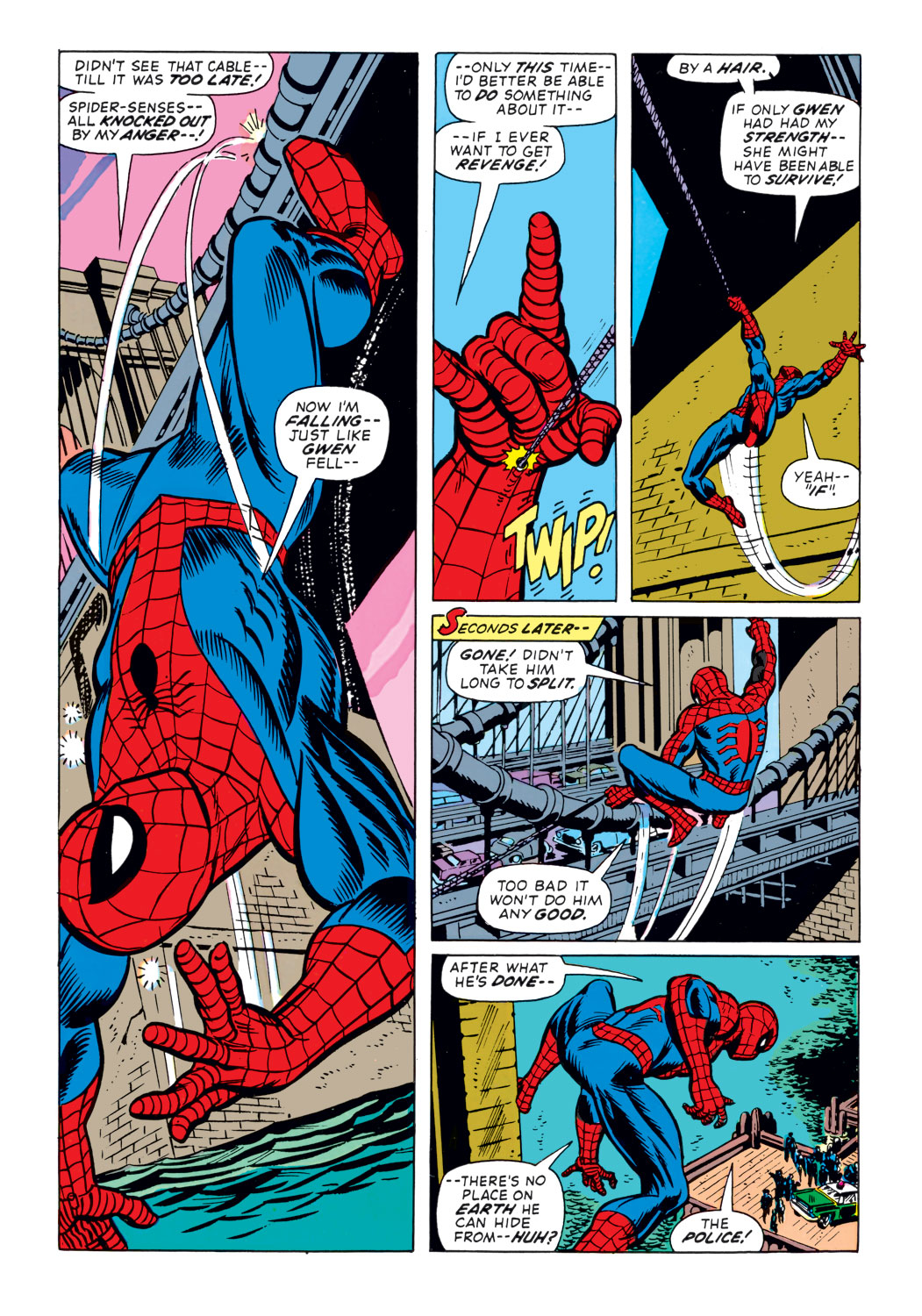 The Amazing Spider-Man (1963) 122 Page 4