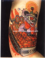 Vehicle Tattoo Gallery