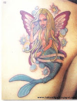 Mermaid Tattoo Gallery
