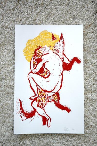 Elle A Vu Le Loup :