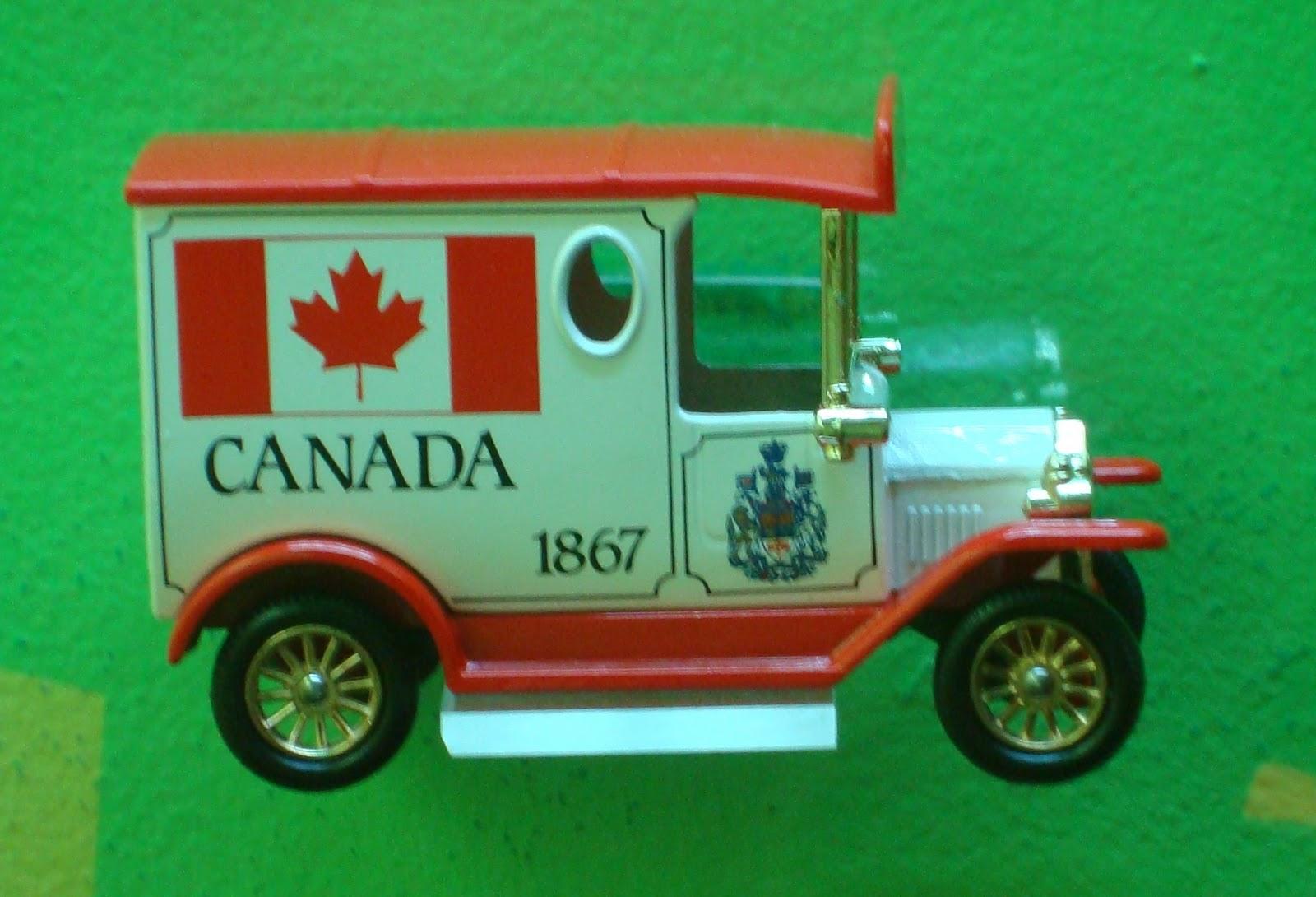 Toronto Canada Post