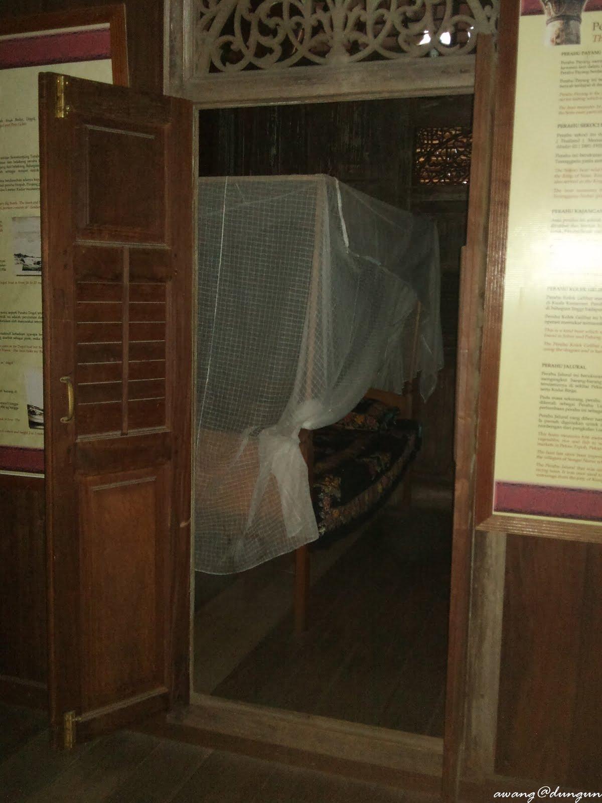 Journey Terengganu Kembara Kota Lama Duyong Ruang 05 Bilik Tidur Kanak Lelaki