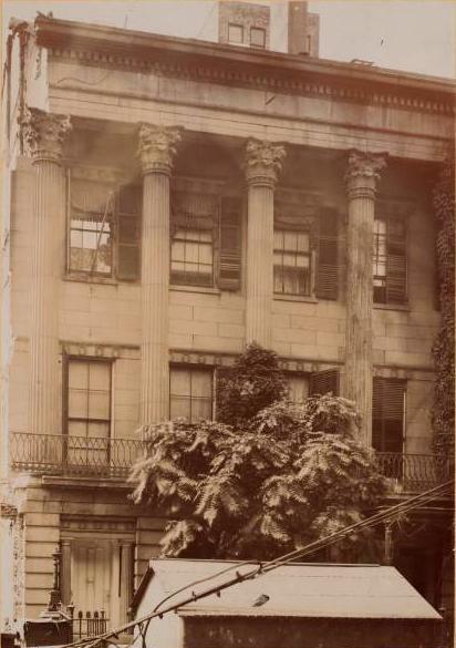 "Daytonian In Manhattan: LaGrange Terrace -- ""Colonnade Row"""