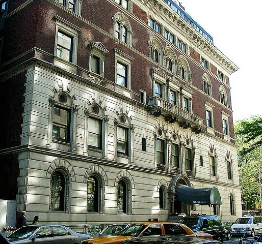 New York Apartment Address: Daytonian In Manhattan: The Edward Berwind House