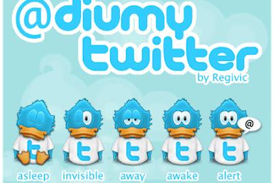 35 Beautiful Twitter Icons Sets 35 Beautiful Twitter Icons Sets adiumy twitter