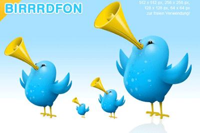 35 Beautiful Twitter Icons Sets 35 Beautiful Twitter Icons Sets free pixey birrrdfon twitter icons