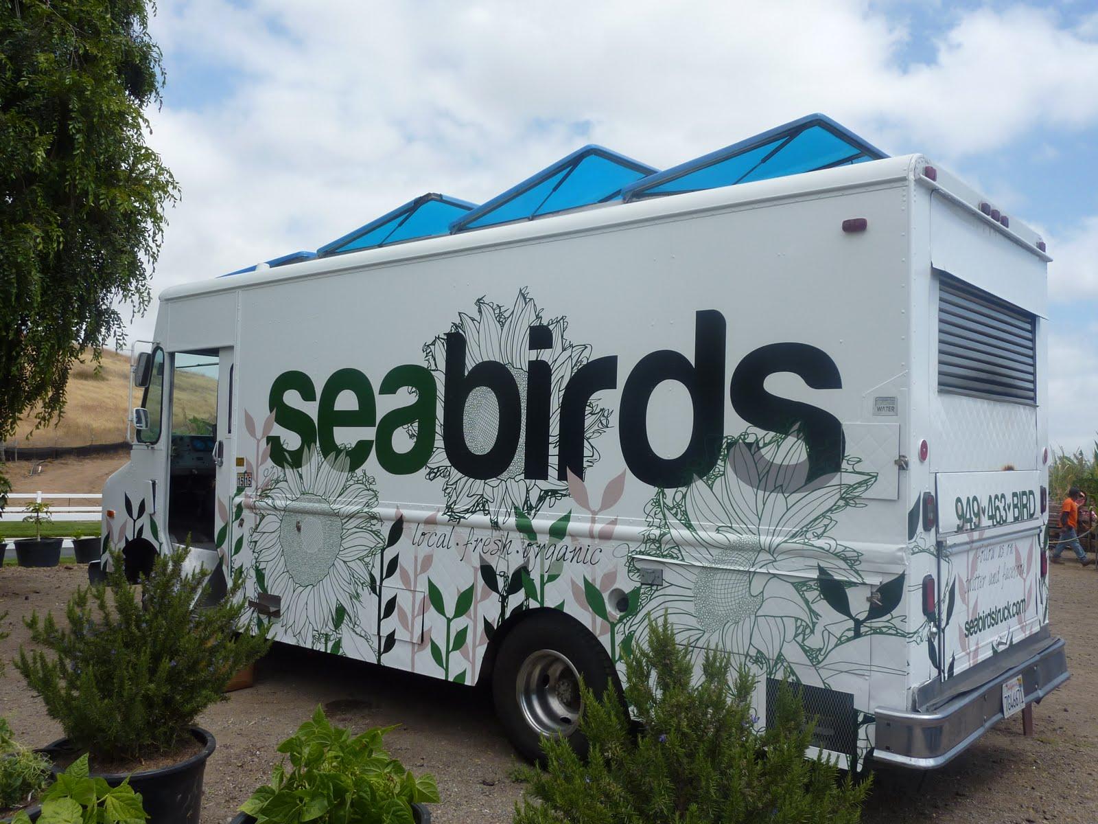 Seabirds Food Truck Stephanie