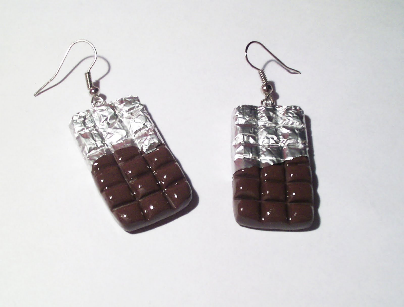 Шоколадка из пластики мастер класс  #2