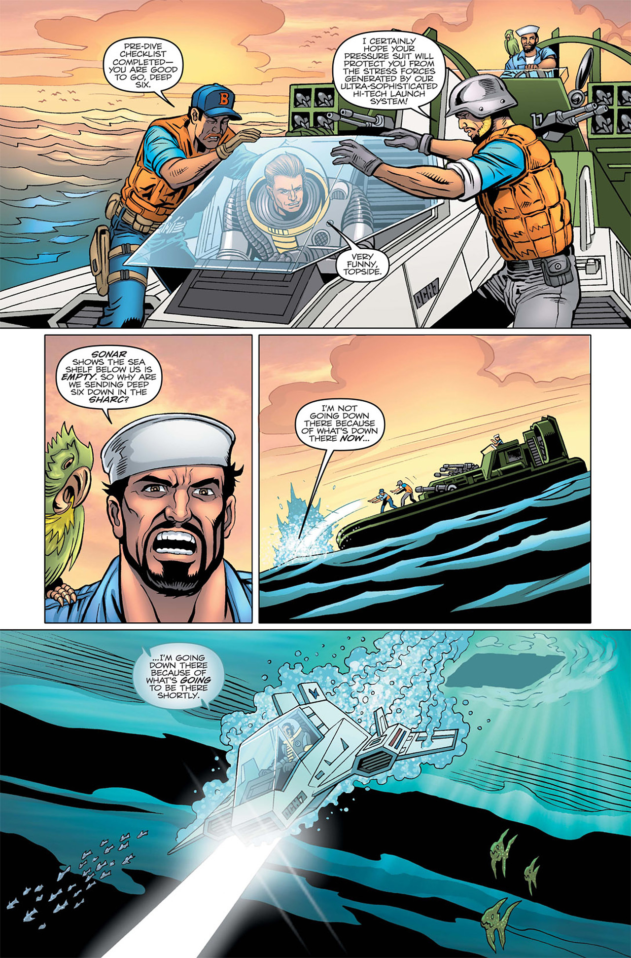 G.I. Joe: A Real American Hero 166 Page 8
