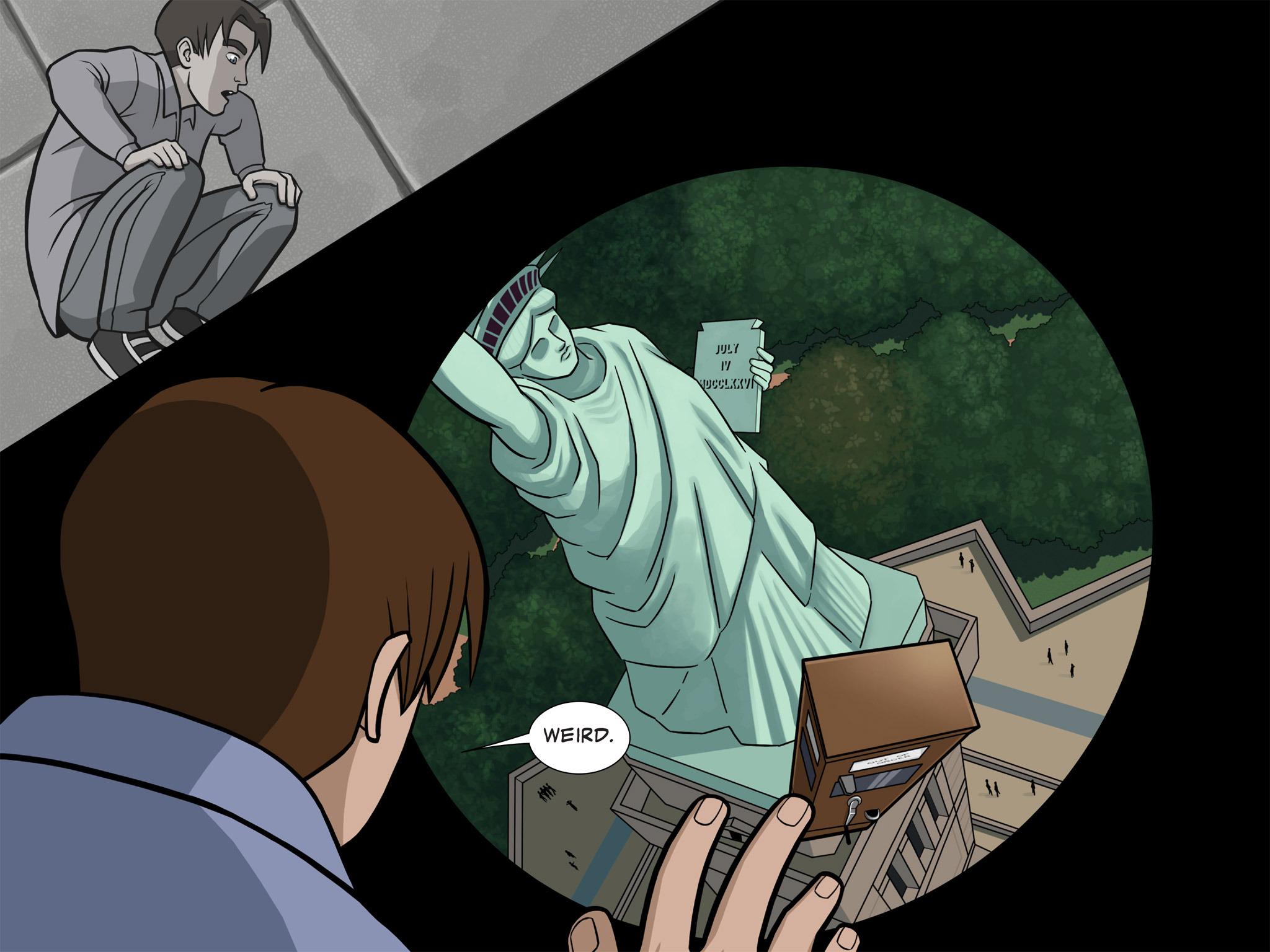 Read online Ultimate Spider-Man (Infinite Comics) (2015) comic -  Issue #7 - 19