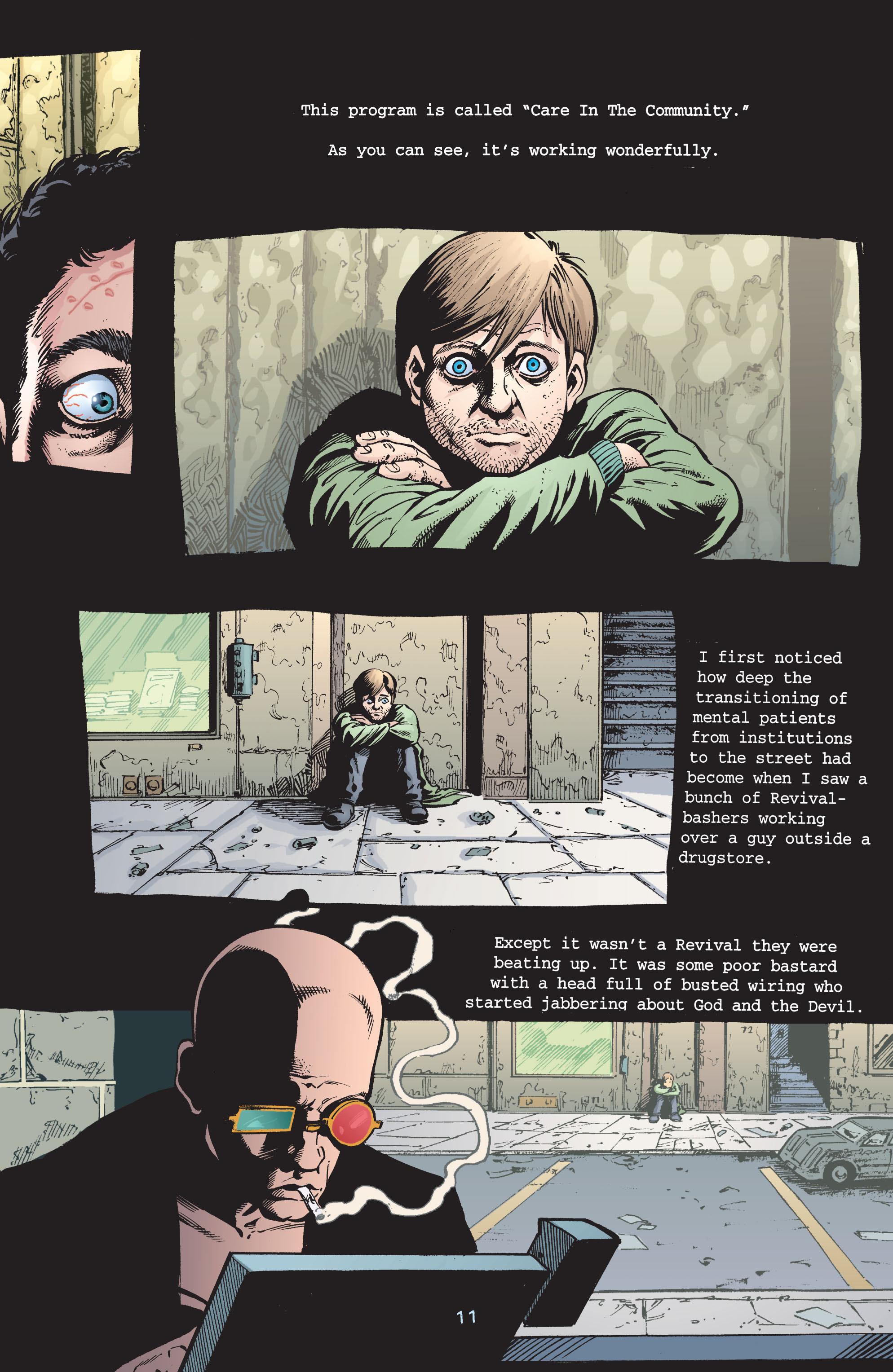 Read online Transmetropolitan comic -  Issue #41 - 12