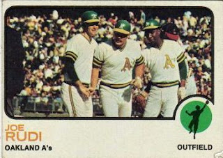 Centerfield Maz 1973 Topps Baseball Cards An Amusing