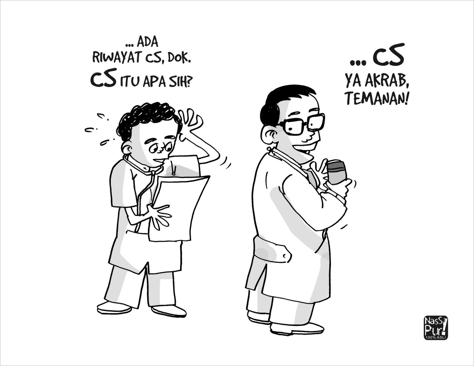Gambar Lucu Kartun Dokter Terbaru Kantor Meme