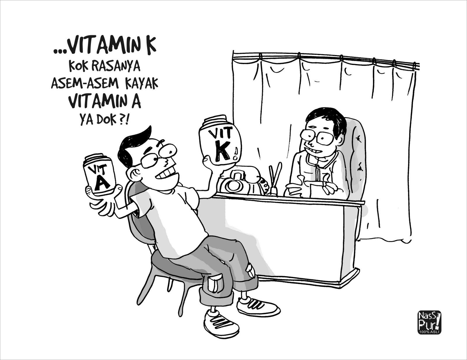 Gambar Kartun Dokter Sedang Memeriksa Pasien