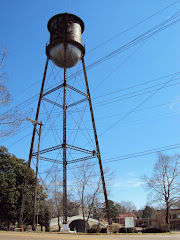 Old Water tower/New bridge