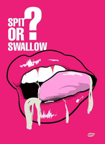 Do You Spit Or Swallow 94