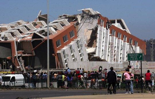 109. ¡¡Terremoto!! Parte 4