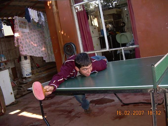 032. Campeonato de Ping Pong