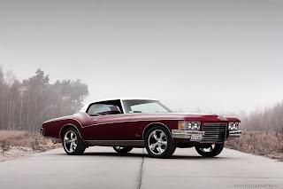 Buick Riviera amerykański klasyk