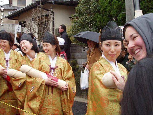 Kelakuan Aneh Wanita di Jepang