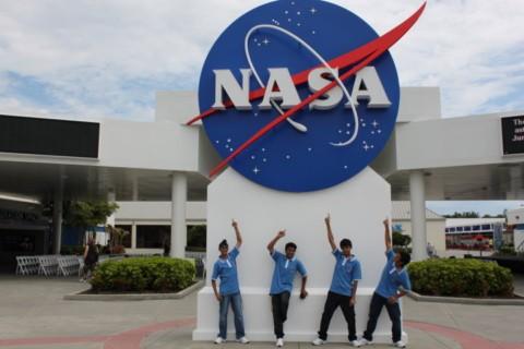 Good Shepherd International School: NASA SPACE CAMP 2010