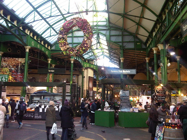 Food Good Borough Market London