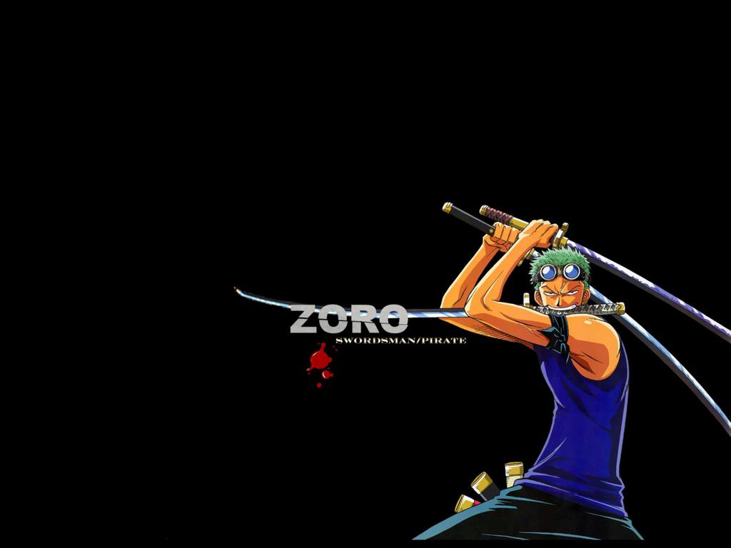 Zoro Wallpaper 3D
