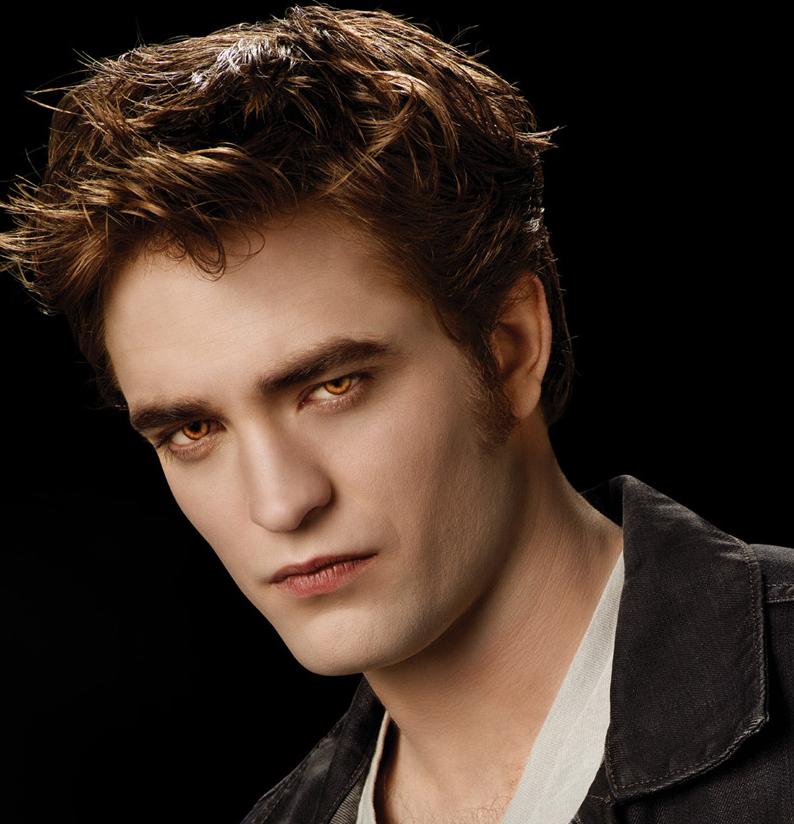 "Rob Candee: HQ ""Eclipse"" Edward Cullen Italian Promo Poster"