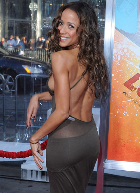 Think, what Dania ramirez sex nude have