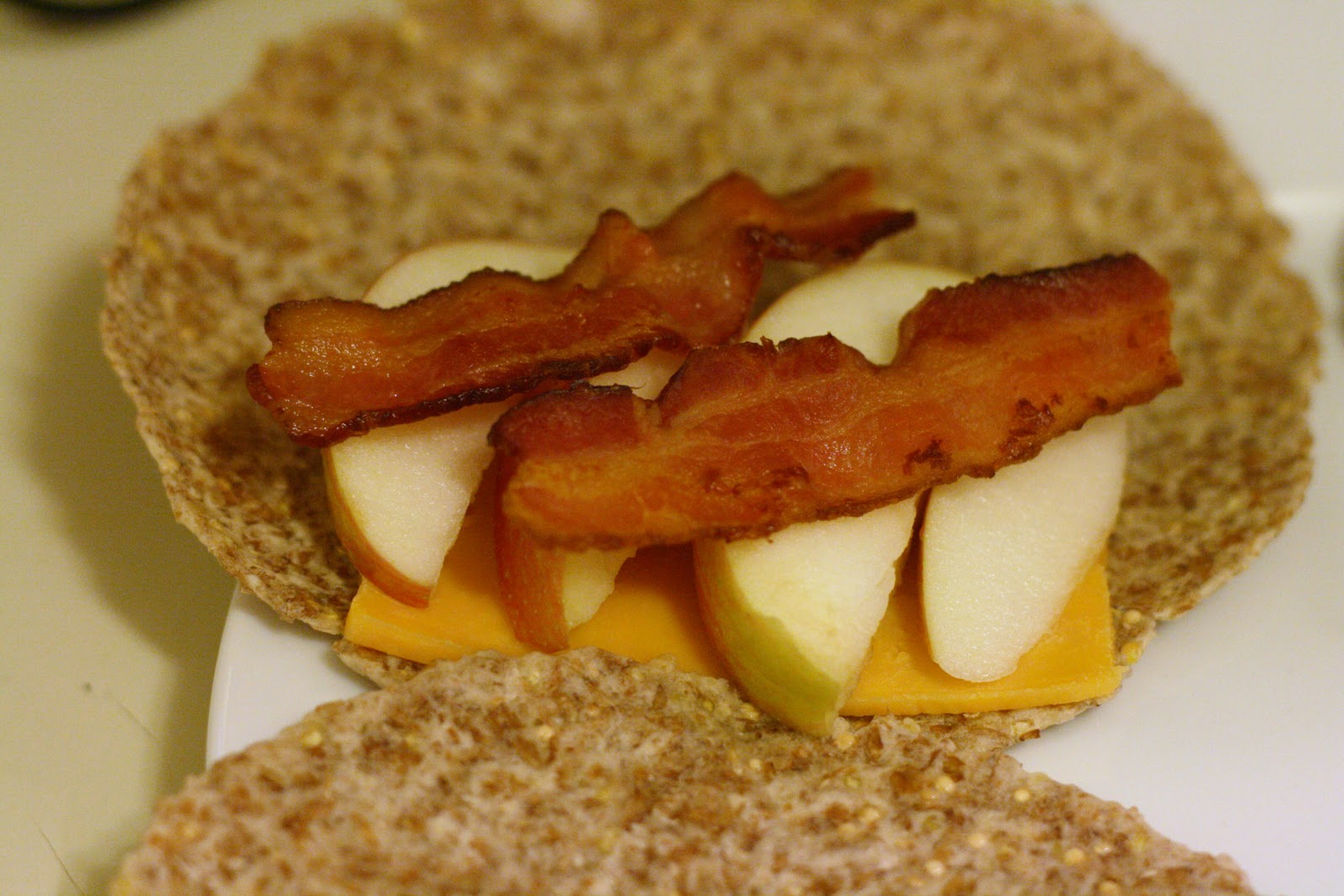 Laine S Recipe Box Cheese Apple And Bacon Quot Quesadillas Quot