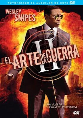 El Arte de la Guerra 2 (2008) | 3gp/Mp4/DVDRip Latino HD Mega