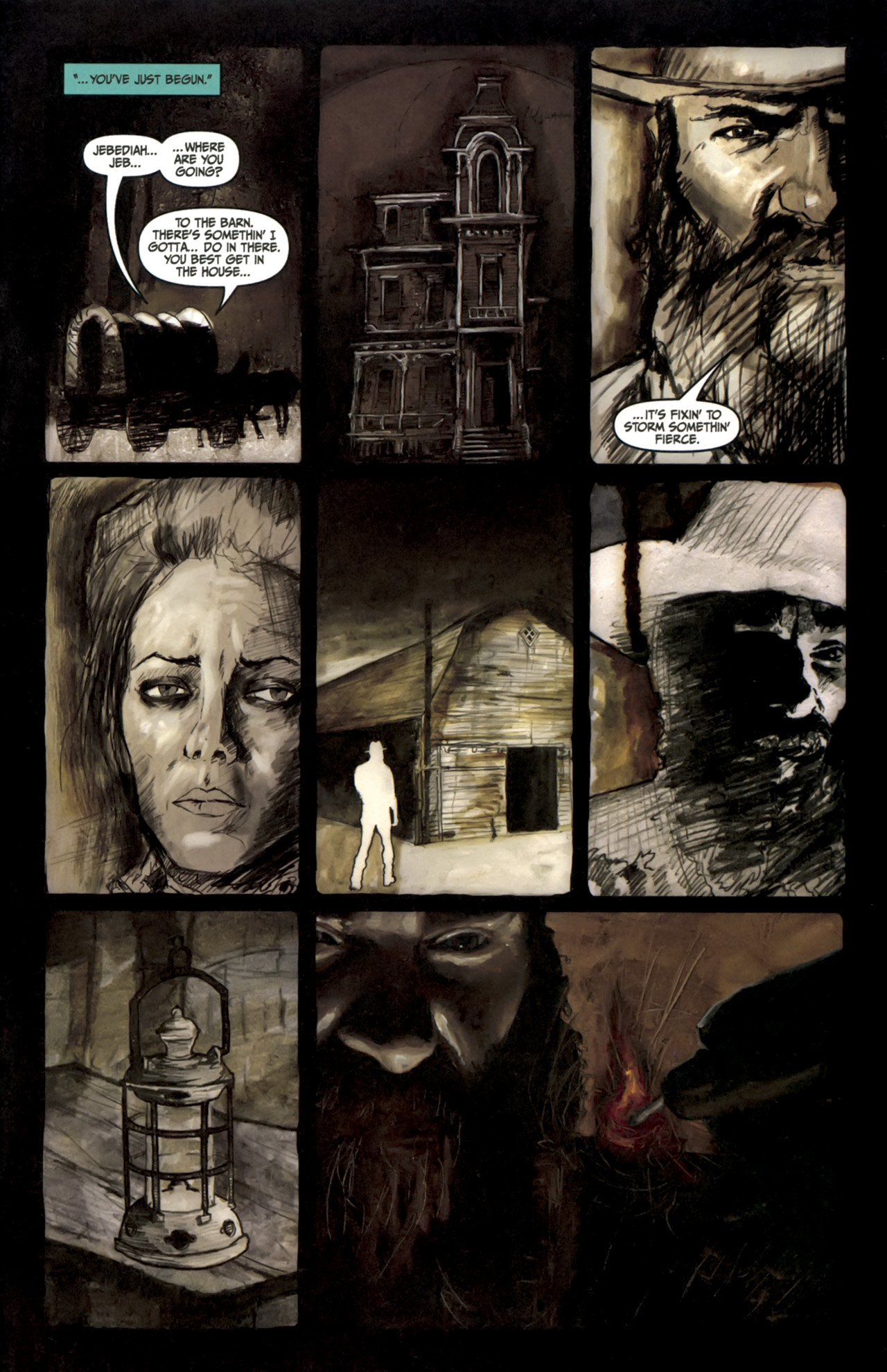 Read online Silent Hill: Past Life comic -  Issue #3 - 19